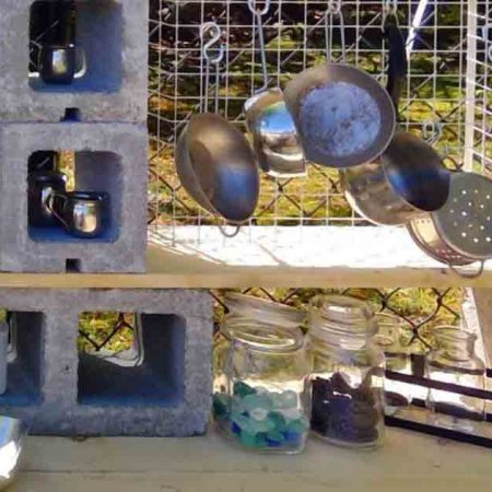 More than Mud Pies: Making a Mud Kitchen