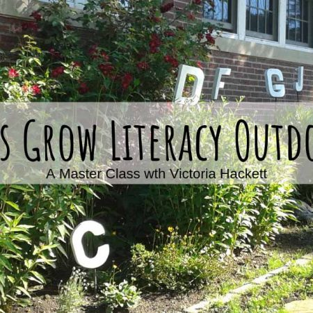 Let's Grow Literacy Outdoors